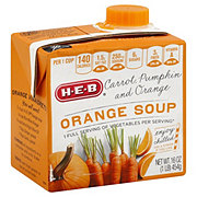 H-E-B Orange Cold Soup