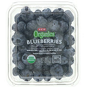 H-E-B Organic Blueberries