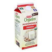 H-E-B Organics Almond Milk Original Flavor
