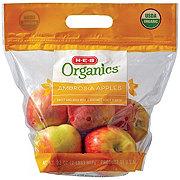 H-E-B Organics Ambrosia Apples