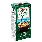 H-E-B Organics Ancient Grains Milk