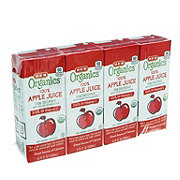 H-E-B Organics Apple Juice Box