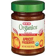 H-E-B Organics Apricot Preserves