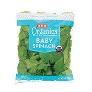 H-E-B Organics Baby Spinach