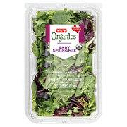 H-E-B Organics Baby Spring Mix