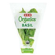 H-E-B Organics Basil