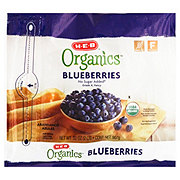 H-E-B Organics Blueberries