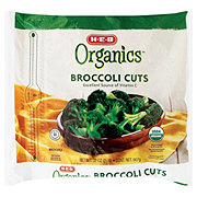 H-E-B Organics Broccoli Cuts