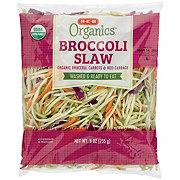 H-E-B Organics Broccoli Slaw