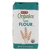 H-E-B Organics Cake Flour