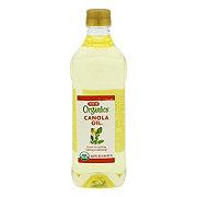 H-E-B Organics Canola Oil