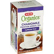 H-E-B Organics Chamomile Tea