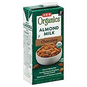 H-E-B Organics Chocolate Almond Milk
