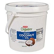 H-E-B Organics Coconut Oil