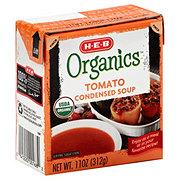 H-E-B Organics Condensed Tomato Soup