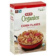 H-E-B Organics Corn Flakes