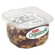 H-E-B Organics Cranberry Walnut Clusters