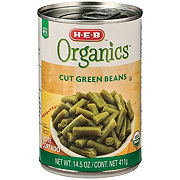 H-E-B Organics Cut Green Beans