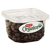 H-E-B Organics Dark Chocolate Pomegranate