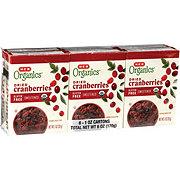 H-E-B Organics Dried Cranberries