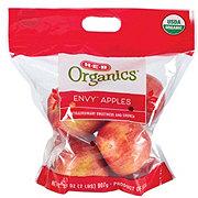 H-E-B Organics Envy Apples