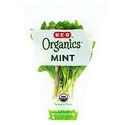 H-E-B Organics Fresh Mint