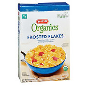 H-E-B Organics Frosted Flakes