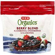 H-E-B Organics Frozen Berry Blend