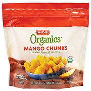 H-E-B Organics Frozen Mango Chunks