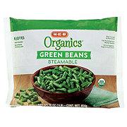 H-E-B Organics Green Beans