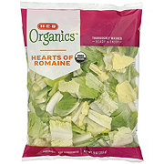 H-E-B Organics Hearts Of Romaine