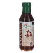 H-E-B Organics Hickory BBQ Sauce
