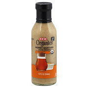 H-E-B Organics Honey Mustard Salad Dressing