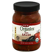 H-E-B Organics Hot Salsa