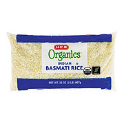 H-E-B Organics Indian Basmati Rice