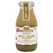 H-E-B Organics Juice Stand Apple Celery