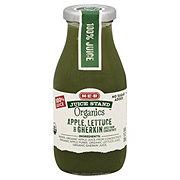 H-E-B Organics Juice Stand Apple Lettuce Gherkin