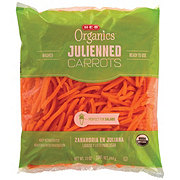 H-E-B Organics Julienned Carrots