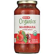 H-E-B Organics Marinara Pasta Sauce