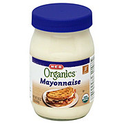 H-E-B Organics Mayonnaise