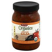H-E-B Organics Medium Salsa