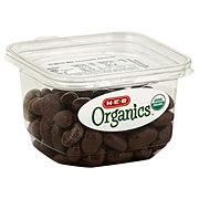 H-E-B Organics Milk Chocolate Almonds
