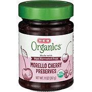 H-E-B Organics Morello Cherry Preserves