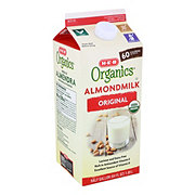 H-E-B Organics Original Almond Milk