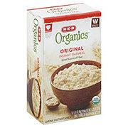H-E-B Organics Original Instant Oatmeal