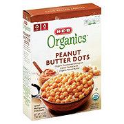H-E-B Organics Peanut Butter Dots