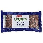 H-E-B Organics Pecan Pieces