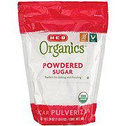 H-E-B Organics Powdered Sugar