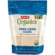 H-E-B Organics Pure Cane Sugar