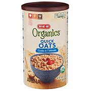 H-E-B Organics Quick Oats